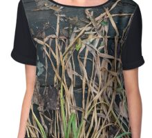 Withering Chiffon Top