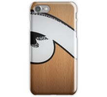 Nine! Or Is It A Six? iPhone Case/Skin