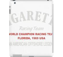 Cigarette Racing Team - Speed Boats - Powerbooats iPad Case/Skin