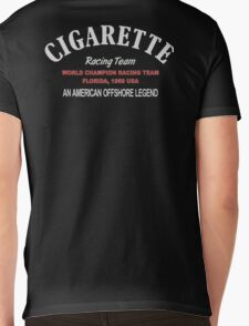 Cigarette Racing Team - Speed Boats - Powerbooats Mens V-Neck T-Shirt