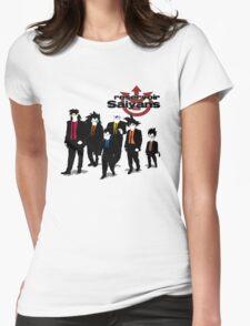 Reservoir Saiyans Womens Fitted T-Shirt