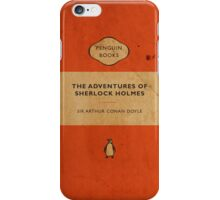 Old School Holmes  iPhone Case/Skin