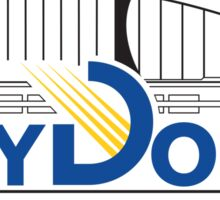 Vintage SkyDome Graphic Sticker