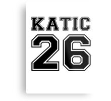 Katic #26 Metal Print