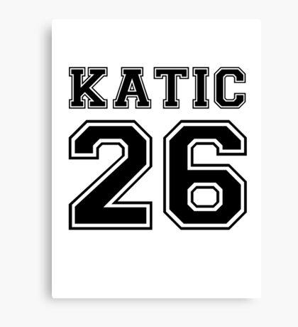 Katic #26 Canvas Print
