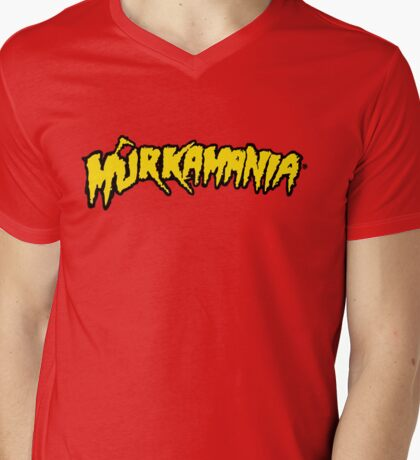 Whatcha Gonna Do? (murkamania) Mens V-Neck T-Shirt