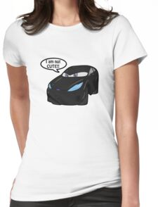 Ford Fiesta isn't cute Womens Fitted T-Shirt