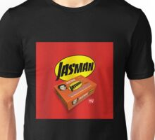 Jasman Superhero Suit Box - TV Unisex T-Shirt