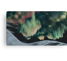 skyrim skies #1 Canvas Print