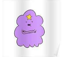Adventure Time - Lumpy Space Princess Poster