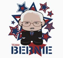 Team Bernie Politico'bot Toy Robot One Piece - Short Sleeve
