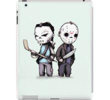 Hockey Mask Buddies iPad Case/Skin