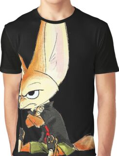 Finnick Graphic T-Shirt