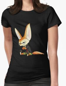 Finnick Womens Fitted T-Shirt