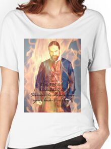 Outlander/Murtagh/Someone to always have your back... Women's Relaxed Fit T-Shirt