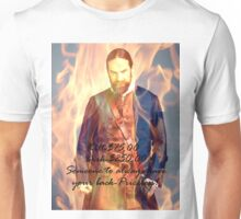 Outlander/Murtagh/Someone to always have your back... Unisex T-Shirt