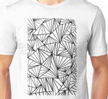 Ab Fan #2 White Unisex T-Shirt