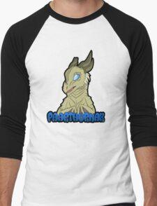 Paarthurnax Badge Men's Baseball ¾ T-Shirt