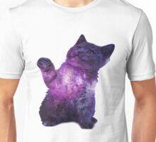 Galaxy Cat v1 Unisex T-Shirt