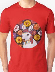 Rosetta, travelling Dancer Unisex T-Shirt