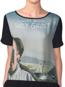 Modern Baseball - Holy Ghost Chiffon Top