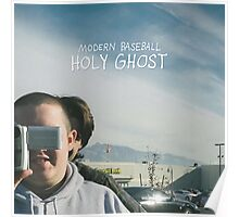 Modern Baseball - Holy Ghost Poster