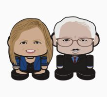 Sanders: Greater Together Politico'bot Toy Robots One Piece - Long Sleeve