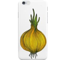 Onion  iPhone Case/Skin