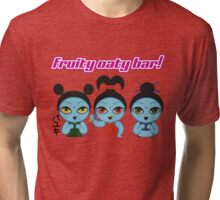 Fruity Oaty Bar! Shirt (Firefly/Serenity) Tri-blend T-Shirt