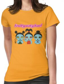 Fruity Oaty Bar! Shirt (Firefly/Serenity) Womens Fitted T-Shirt