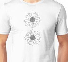 Daisy Grid Unisex T-Shirt