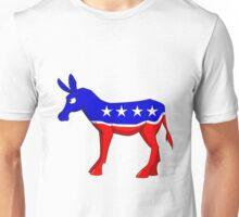 Democratic Donkey Unisex T-Shirt