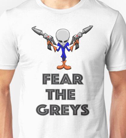 Fear the Greys! Unisex T-Shirt
