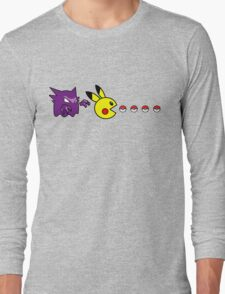 Pika Pika Pika Long Sleeve T-Shirt