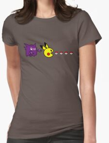 Pika Pika Pika Womens Fitted T-Shirt