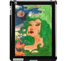 Pangaea Before and After  iPad Case/Skin