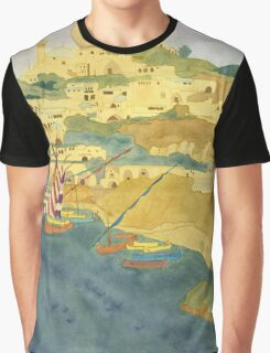 Ode to Dulac's Magical City  Graphic T-Shirt