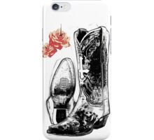 Wicked Boots iPhone Case/Skin