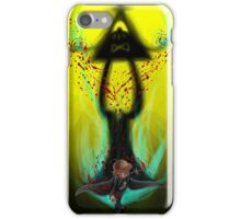 Yellow Bipper iPhone Case/Skin