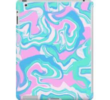 Psychedelic Marble - Pink iPad Case/Skin
