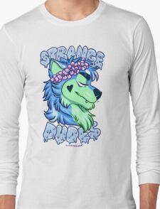 STRANGE DUDES- The Werewolf Long Sleeve T-Shirt