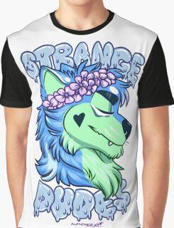 STRANGE DUDES- The Werewolf Graphic T-Shirt