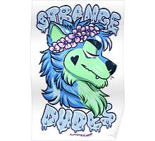 STRANGE DUDES- The Werewolf Poster