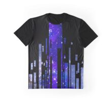 Galactic Towers Graphic T-Shirt