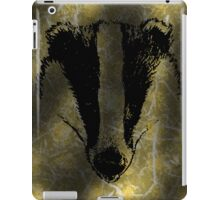 Badger iPad Case/Skin