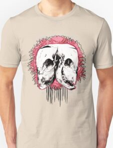 Double Cow Skull T-Shirt