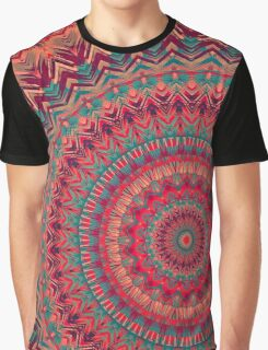 Mandala 009 Graphic T-Shirt