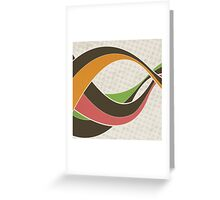 Abstract Illustration Greeting Card