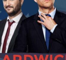 Hardwick Wheaton 2016 Sticker