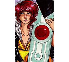 transistor is a really good game Photographic Print
